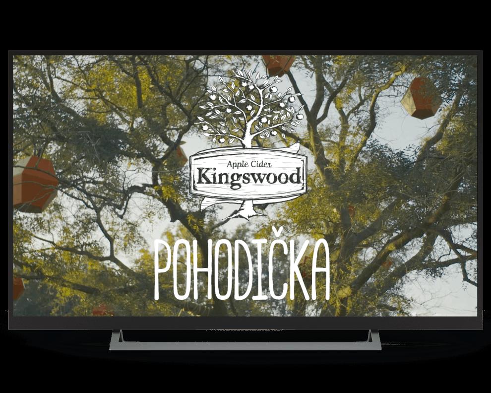 Programatická kampaň vHbbTV pro Kingswood