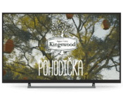 Programmatic campaign on HbbTV for Kingswood