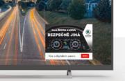 Programatická kampaň s využitím retargetingu v HbbTV pro Škoda Auto