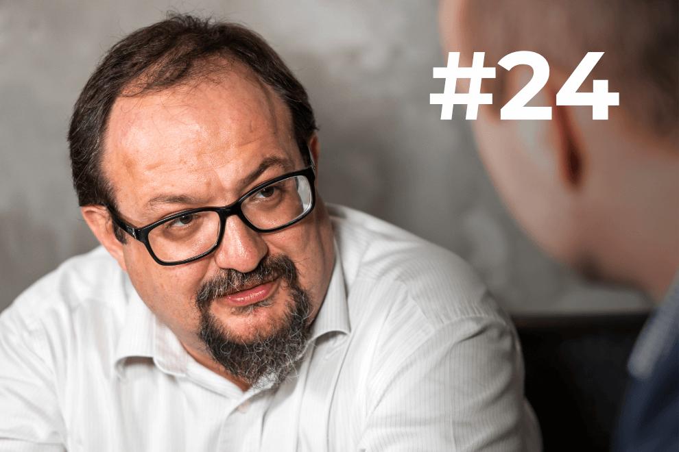 Lidé nekonzumují médium, ale jednotlivé zprávy, říká Josef Šlerka zNadačního fondu nezávislé žurnalistiky