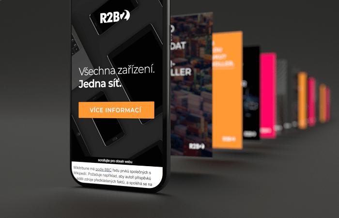 R2B2 v médiích: Interscroller se stal nejnakupovanějším mobilním formátem v síti R2B2