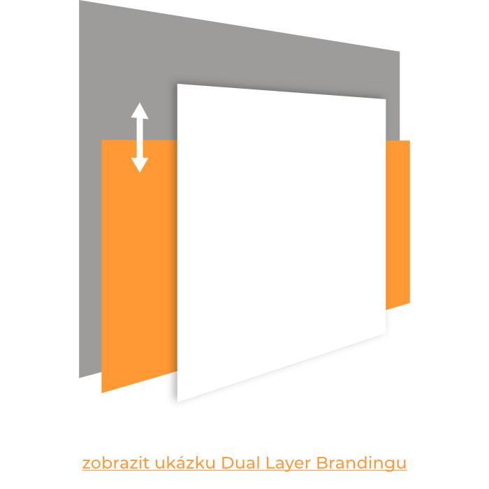 Dual Layer Branding