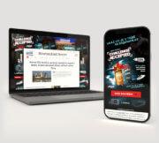Použití Rich Media v letní online kampani pro Big Shock!