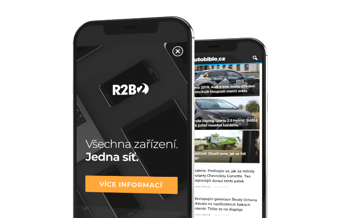 Mediaguru.cz: Formát mobilní viněta má nadprůměrné CTR