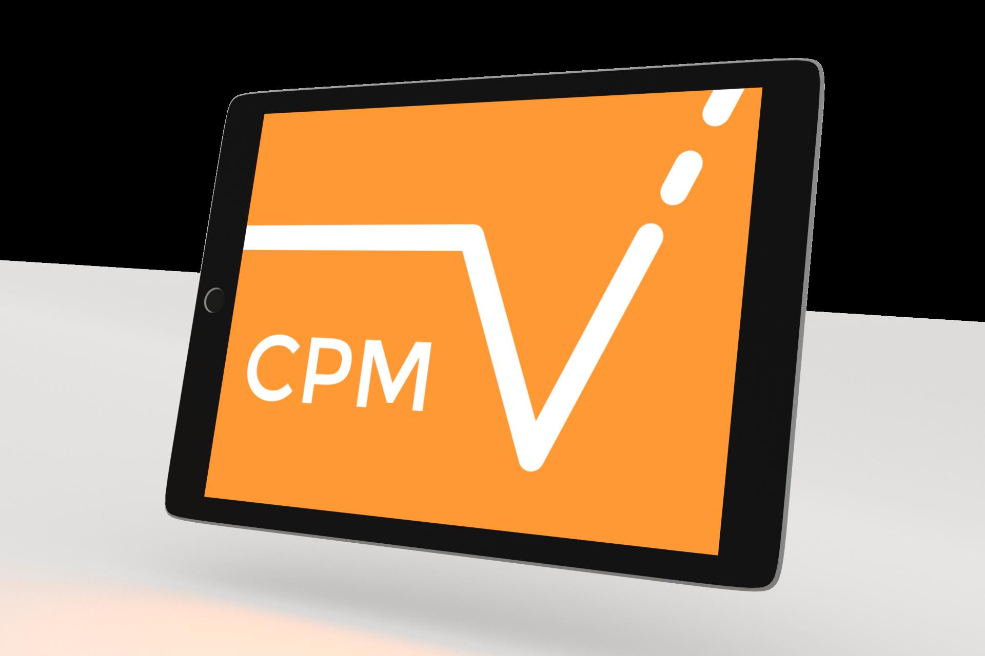 Průměrné CPM v síti R2B2 po Covid-19 roste